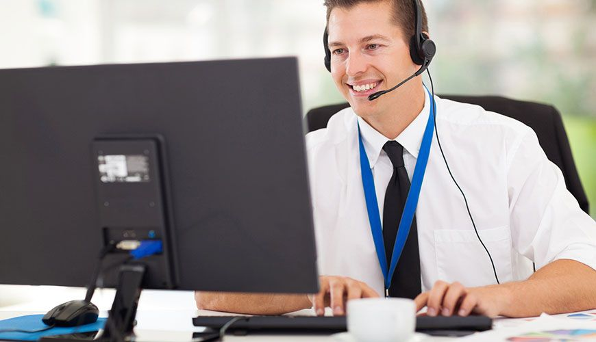 Help Desk – Technical solutions even remotely